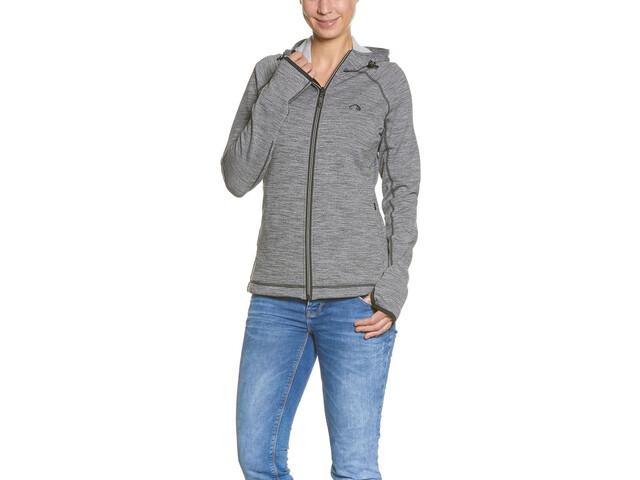 Tatonka Flin Jacket Women steel grey